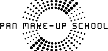 Pan make-up school Logo
